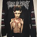 Cradle Of Filth - TShirt or Longsleeve - Cradle Of Filth Praise The Whore 1995