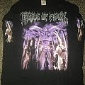 Cradle of Filth Midian 2000 LS shirt