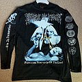 Cradle Of Filth - TShirt or Longsleeve - Cradle of Filth Decadence is a Virtue LS