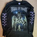 Cradle Of Filth - TShirt or Longsleeve - Cradle of Filth Turn Up The Horror LS Shirt