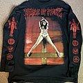 Cradle Of Filth - TShirt or Longsleeve - Cradle of Filth Desire Me Like Satan LS