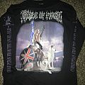 Cradle of Filth Spearheading Millenial War 1997 LS Shirt