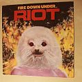 Riot - Fire Down Under LP Tape / Vinyl / CD / Recording etc