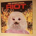 Riot - Fire Down Under LP Tape / Vinyl / CD / Recording etc