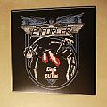 Enforcer - Live by Fire LP Tape / Vinyl / CD / Recording etc