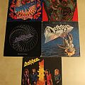 Dokken LP collection Tape / Vinyl / CD / Recording etc