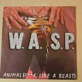 W.A.S.P Animal (Fuck like a beast) Tape / Vinyl / CD / Recording etc