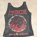 Enforcer  - Death By Fire World Tour Spandex Top