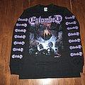 "Entombed - TShirt or Longsleeve - Entombed ""Clandestine - Scandinavian Tour 1991"" LS"