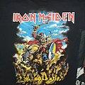 Maiden England 2013 Scandinavia shirt