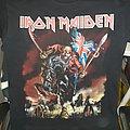Maiden England 2013 shirt