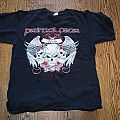 Primal Fear 16.6 Tour Shirt North America Dates - Size M - 2009