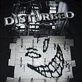 Guy on wall tour shirt 2005