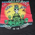 Offspring - TShirt or Longsleeve - Ixnay on the Hombre album shirt