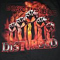 Fists in the Air tour shirt 2005