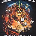 Master of Confusion Hellish Rock Part II tour shirt 2013