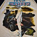 Iron Maiden - TShirt or Longsleeve - Vice is Nice 1987 Jersey