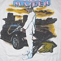 Iron Maiden Florida 1987 Vice is Nice TShirt or Longsleeve