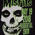 Original Misfits 2018 Event Shirt #3