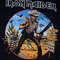Iron Maiden - TShirt or Longsleeve - Book of Souls Texas Event Tour Shirt 2017
