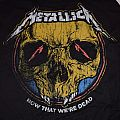 Metallica - TShirt or Longsleeve - World Wired Baseball Style Tour Shirt