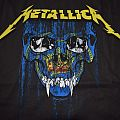 Metallica - TShirt or Longsleeve - World Wired Pasadena Event Shirt 2017