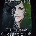 Delain - TShirt or Longsleeve - Human Contradiction US Tour shirt 2014
