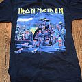 Iron Maiden Mexico Event Shirt 2008 Somewhere Back in Time Dated Size S