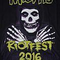 RiotFest 2016 Chicago Design #2 TShirt or Longsleeve