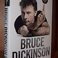 Autographed Bruce Dickinson Autobiography Other Collectable