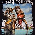 Iron Maiden - TShirt or Longsleeve - Book of Souls Brooklyn Tour Shirt 2017