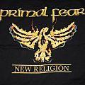 New Religion tour shirt 2007