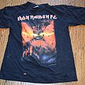 Iron Maiden 2007 Fan Club t-shirt size Small