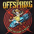 Offspring - TShirt or Longsleeve - Ride the Bomb to Hell tour 2012