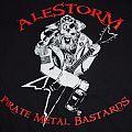 Black Sails at Midnight - Pirate Metal Bastards - 2009 US Tour Shirt