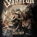 Sabaton - TShirt or Longsleeve - Great War album short
