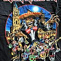 Iron Maiden - TShirt or Longsleeve - Mexico Event Shirt 2019