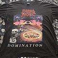 Morbid Angel Domination Shirt 1995