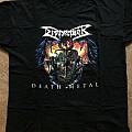 Dismember Shirt Death Metal Autumn Assault 1998