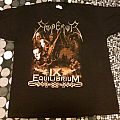 Emperor IX Equlibrium US Tour Shirt 1999