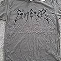 Emperor - TShirt or Longsleeve - Emperor Logo Shirt Grey - Gildan Softstyle