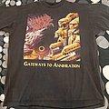 Morbid Angel Shirt - Gateways to Annihilation - 2001