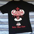Satan Into the Fire shirt