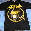 Anthrax - Europe 2012