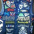 Megadeth - Battle Jacket - GregadetH's Mega-vest