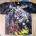Iron Maiden - The Number Of The Beast Allover TShirt or Longsleeve