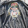 Slayer Clash of the Titans Tour Sweater TShirt or Longsleeve