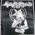 Satanic Warmaster Patch