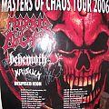 Morbid Angel, Behemoth, Krisiun - Masters of Chaos Tour 2006
