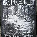 Burzum - Hvis lyset tar oss Patch